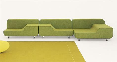 ultra modern sofa and chair from lenti