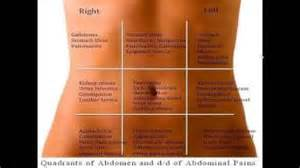 Acute Pain On Left Side Of Abdomen Pictures