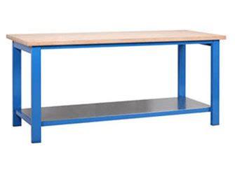 tavolo officina tavoli officina con piano superiore in faggio serie bpf