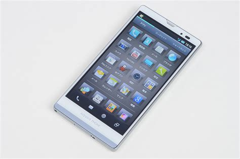 sharp aquos phone xx softbank 106sh