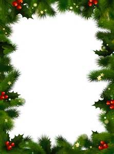Free christmas borders you can download and print