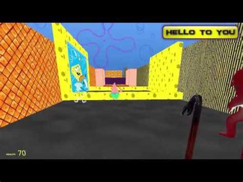 gmod deathrun maps gmod deathrun spongebob map garry s mod sandbox
