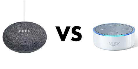 google home mini vs amazon echo dot which is better digital amazon echo dot vs google home mini wisedweller com