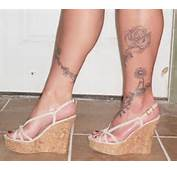 30 Lovely Ankle Tattoos For Women  SloDive