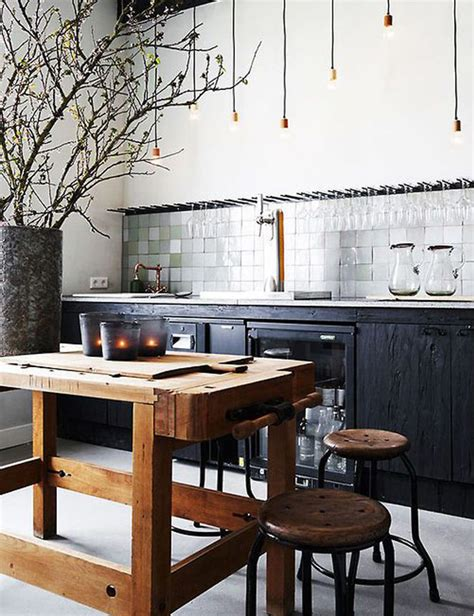 industrial kitchen cabinets industrial chic in the kitchen my cosy retreat