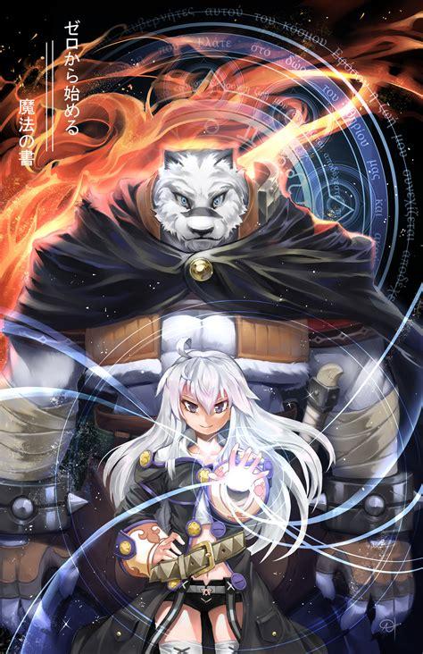 anime zero kara hajimeru zero zero kara hajimeru mahou no sho zero kara