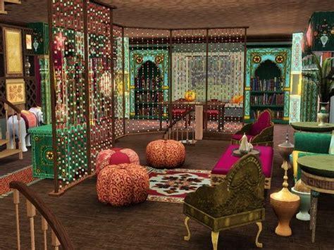 bohemian garden   page   sims  garden