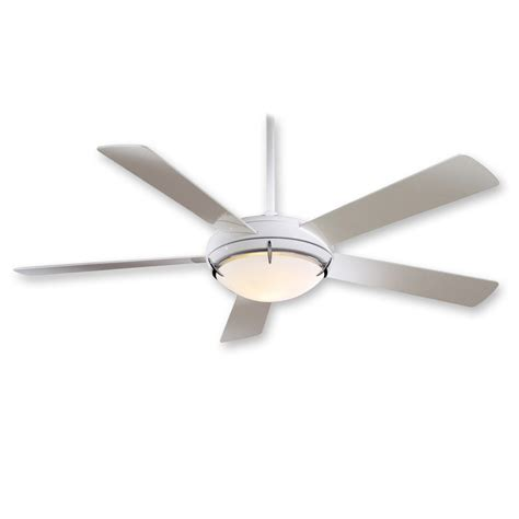 Minka Aire Como Ceiling Fan by Minka Aire F603 Wh 54 Quot Como Ceiling Fan With Light Clean