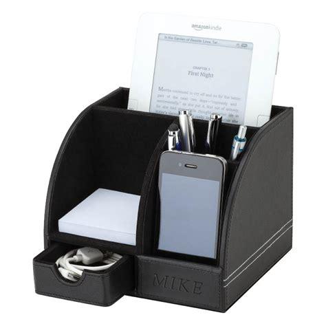 Mobile Phone Tablet Pen Holder Office Organizer Charging Phone Organizer Desk