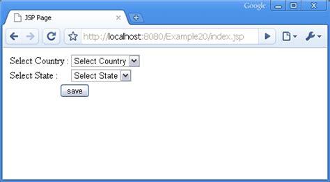 tutorial html select option struts html select tag tutorial dzone