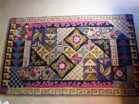 gene shepherd rug c 610 best rug hooking images on rug hooking rag rugs and punch needle