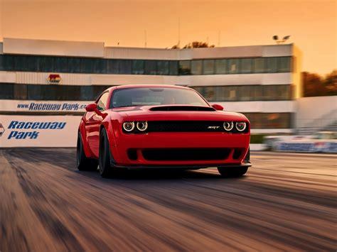 Dodge unveiled Challenger SRT Demon