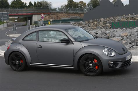 volkswagen supercar super bug volkswagen beetle r spotted in europe