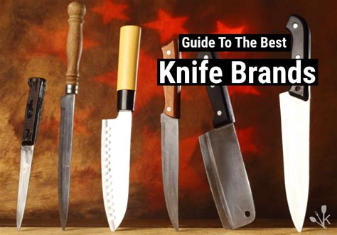best kitchen knives brands best knife brands in the 2018 buyer s guide