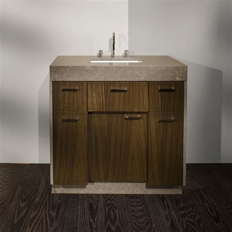 lacava pietra 36 quot vanity modern bathroom vanities and