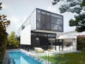 home interior and exterior designs dise 241 o casa dos plantas moderna planos construye hogar