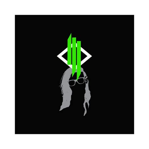 Skrillex Logo T Shirt t shirt skrillex black