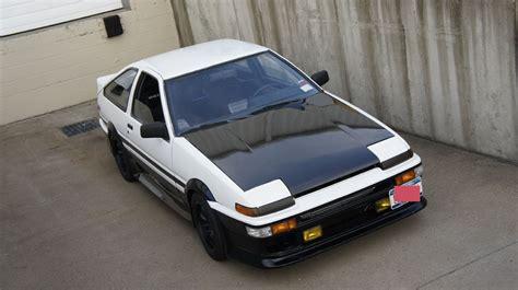 Toyota Corolla Gts For Sale 1985 Toyota Hachiroku Corolla Gts For Sale