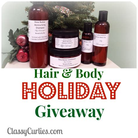 Natural Hair Giveaway - classycurlies com your source for natural hair and beauty care natural hair holiday