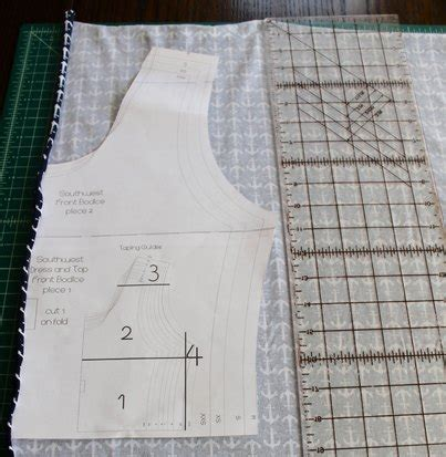 pattern on fabric not straight a simple trick to cut patterned fabric panels perfectly