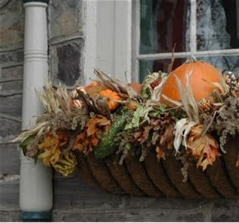 Fall Planter Box Ideas by Ideas For Fall Window Boxes Planters That Survive The Cold