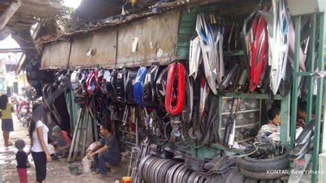 Lu Led Motor Di Surabaya sentra onderdil motor kramatjati jual bekas 1