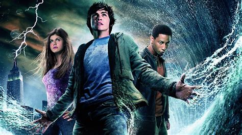 The Lighting Thief by Percy Jackson Wallpapers Wallpaper Cave