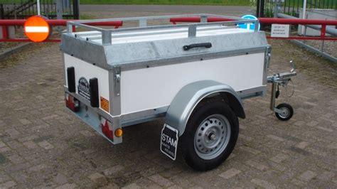 power trailer bagage wagen stam aanhangwagens
