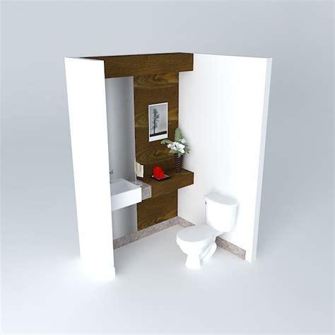 Half Closet by Lavabo Half Bath Water Closet Free 3d Model Max Obj 3ds