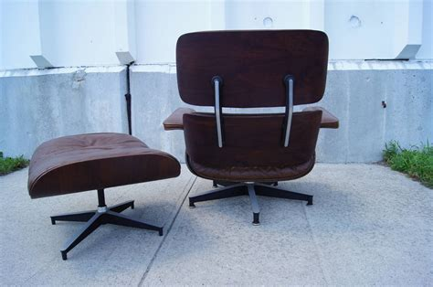 eames lounge chair and ottoman for sale early production lounge chair and ottoman by eames for