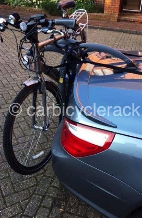 mercedes benz sl bike rack car bike racks bike carriers