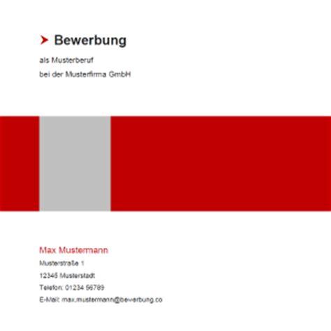 Bewerbung Ohne Foto Und Name Deckblatt F 252 R Die Bewerbung Muster Und Vorlagen 2018