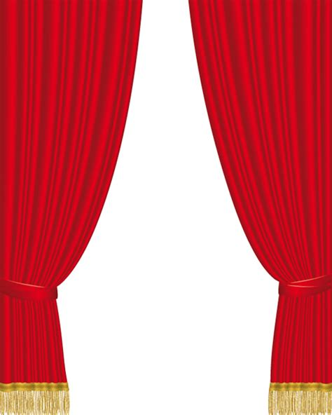 red curtain vector red curtain for backstage design vector 01 over millions