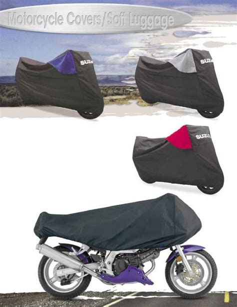 Suzuki Motorcycle Covers 2002 Sv 650 Page 5