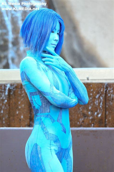 show your cell cortana halo cortana 7 by hyokenseisou cosplay on deviantart