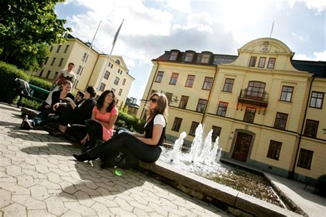 Of Gavle Mba by Of G 228 Vle Study In Sweden