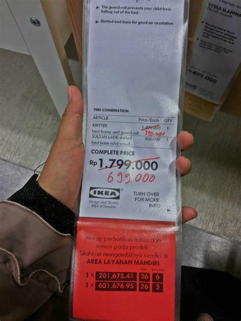 Ikea Snitta Pisau Makan Warna Hitam Isi 4 Pieces cha 5 alasan kenapa saya suka belanja di ikea