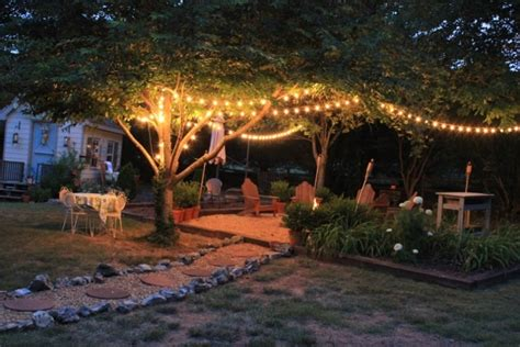best lights for the backyard sitting area magical outdoor fire pit seating ideas area designs