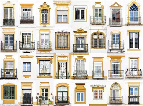 windows reveal regional architectural styles in lisbon porto and venice daily mail