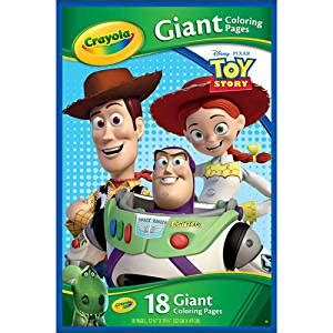 crayola giant coloring pages star wars amazon com crayola giant coloring pages disney toy story