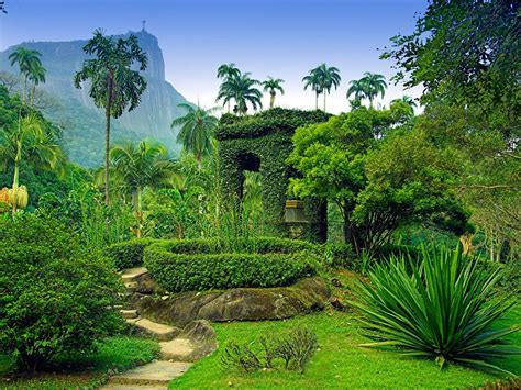 The Botanical Garden The World S Most Beautiful Botanical Gardens Photos