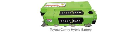 toyota camry hybrid battery camry hybrid battery replacement green bean battery company