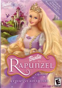 Barbie as Rapunzel A Creative Adventure Download Game