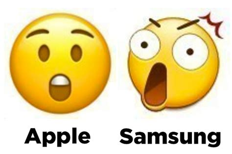 apple emojis on android anxious emoji emoji world