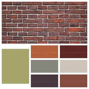 Now the photo below shows how you could accent your brick