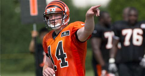 cincinnati bengals andy dalton agree to six year mega deal story bengals sign dalton to 6 year extension fox sports