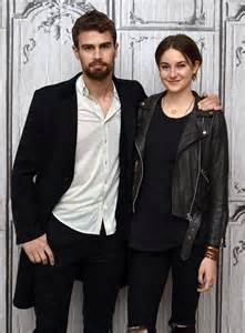Did theo james forbade girlfriend ruth kearney from attending