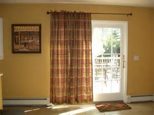 Window Treatment Ideas For Sliding Glass Doors Photos