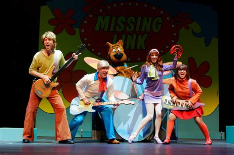 Wack A Doo Story Of The Day by Ticket Giveaway Scooby Doo Live Musical Mysteries Family