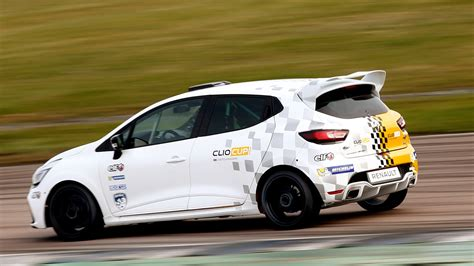 Renault Clio Cup renault clio cup junior 2017 review by car magazine
